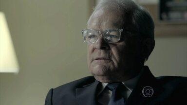Silviano revela que não é Fabrício Melgaço - Merival promete ajudar a tirar Maurílio da cadeia se souber quem está por trás de tudo contra o Comendador