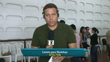 Oficinas mostram como iniciar no teatro - Ações acontecem no Centro Cultural Lourdes Ramalho, em Campina Grande