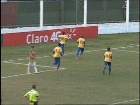 Pelotas estréia com vitória contra o mais antigo. - Áureo Cerúleo volta a jogar sábado em casa, contra o Santa Cruz.