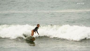 Surfe no Farol de Santa Marta