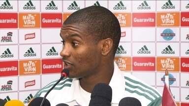 Gerson, Kenedy e Marlon estão confirmados no Fluminense para jogo contra o Bonsucesso - Zagueiro tricolor fala sobre amizade com companheiros da base.