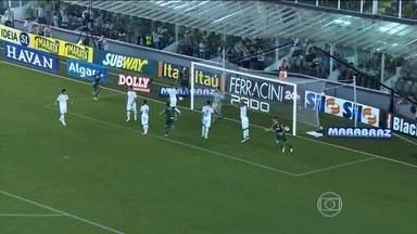 Pelos Estaduais, Santos, Corinthians, Grêmio e Internacional vencem suas partidas - Confira os gols dos jogos.