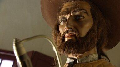 A história em cera - São Roque possui uma exposição, localizada em um hotel da cidade, com várias esculturas feitas de cera. Baseadas nas peças do 'Museu Madame Tussaud'. Confira essa história!