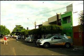 Suspeito de comandar tráfico de drogas no interior do Ceará é preso - A casa do homem foi alvo da operação de investigação da polícia de Juazeiro do Norte.