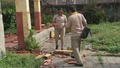 Grupo de agentes de endemia é assaltado durante ocorrência - Polícia diz ter identificado os suspeitos.