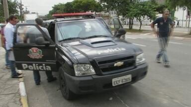 Polícia monta força-tarefa para investigar o desaparecimento de 14 toneladas de dinamite - Os explosivos estavam em um caminhão baú que foi roubado em Guarulhos.