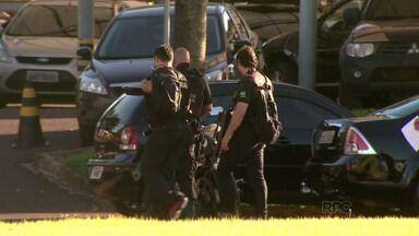 Operação da Polícia Federal prende suspeitos por tráfico de drogas - As prisões foram feitas no Jardim Canadá