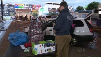 Empresários da fronteira pedem o aumento na cota de compras - Cota deverá diminuir para 150 dólares