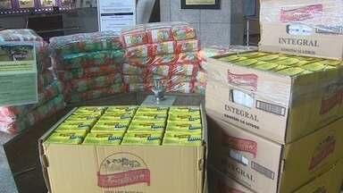TRT arrecada donativos e envia para atingidos pela cheia no Acre - Alimentos, água e produtos de higiene foram encaminhados para o estado vizinho.