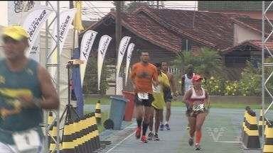 Atletas de vários estados participaram da ultramaratona de Praia Grande - Atletas de vários estados participaram da ultramaratona de Praia Grande