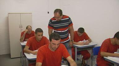 Presídio de Itajubá ganha escola com estrutura adequada com a ajuda dos detentos - Presídio de Itajubá ganha escola com estrutura adequada com a ajuda dos detentos