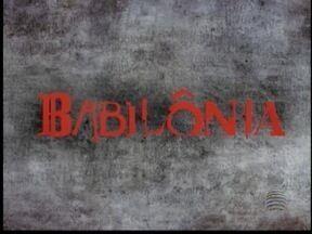 Shopping recebe ação da novela 'Babilônia' - Novela estreia nesta segunda-feira (16).