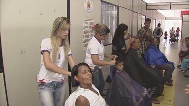 Em Itanhaém acontece o mutirão da cidadania - Ação serve para ajudar a população do município