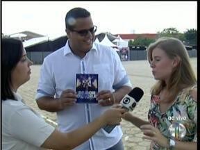 Dupla Gospel se apresenta na Feira Saber Mais em Governador Valadares - Dilson & Debora se apresenta hoje a noite na feira.