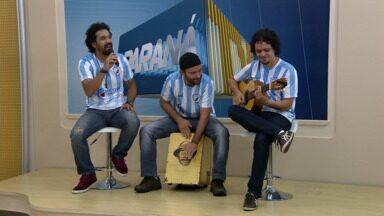 Banda Sarará Crioulo apresenta nova versão do hino do LEC - A música vai ser tocada no intervalo do jogo de hoje, contra o Paraná, no Estádio do Café.