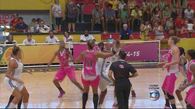 Meninas do América-PE vencem o Sport por 85 x 53 pela Liga Feminina de Basquete - As duas equipes pernambucanas já estão classificadas para próxima fase