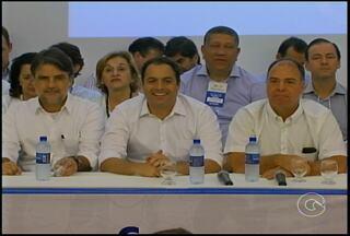 Paulo Câmara faz visita a Petrolina - Governador realiza seminário Todos por Pernambuco