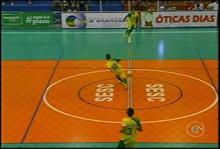 Confira como foi a Copa TV Grande Rio nesta sexta-feira (13) - Atletas fizeram bonito durante jogos