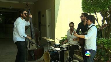 Fab4, banda cover dos Beatles, faz dois shows em Aracaju - Fab4, banda cover dos Beatles, faz dois shows em Aracaju