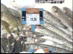 Comerciantes esperam dobrar venda de peixes em 2015 - Preços altos não estão inibindo os consumidores.