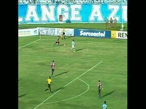 Lec e Paraná ficam no zero a zero no Estádio do Café - Foi o segundo empate consecutivo sem gols do Tubarão. A torcida saiu chateada do Estádio.