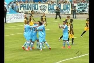 Castanhal 0 x 1 Paysandu - veja o gol - Pablo marcou aos 16 minutos do primeiro tempo.