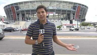 Arena Fonte Nova vai receber jogos das olimpíadas de 2016 - Salvador será a única cidade do nordeste a receber jogos do evento.