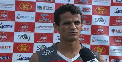 Botafogo-PB anunciou mais um reforço para temporada - O lateral-direito Gustavo, ex-Auto Esporte, é o novo jogador do Belo.