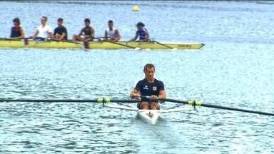 Lagoa Rodrigo de Freitas recebe investimentos de R$ 14 milhões para provas das Olimpíadas - A Lagoa Rodrigo de Freitas recebe investimentos de R$ 14 milhões para provas de remo e canoagem nas Olimpíadas.