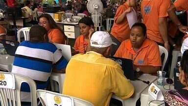 Feirão Limpa Nome é realizado em Aracaju - Feirão Limpa Nome é realizado em Aracaju.
