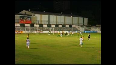 Rio Grande empata com Santa Cruz e conquista primeiro ponto na Divisão de Acesso - Time volta a campo apenas no dia 29.