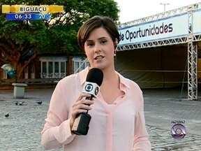 Serviços gratuitos são oferecidos no salão das oportunidades em Florianópolis - Serviços gratuitos são oferecidos no salão das oportunidades em Florianópolis