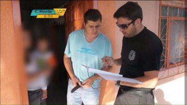 Prisão temporária do prefeito de Chopinzinho é ampliada de 5 para 30 dias - O prefeito é suspeito de encomendar a morte do procurador da cidade.