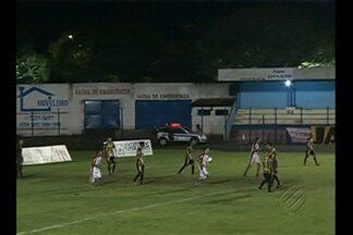 GOLS: veja os gols de Castanhal 1 x 1 Cametá - GOLS: veja os gols de Castanhal 1 x 1 Cametá
