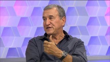 Parreira tenta explicar fato do Brasil nunca ter ganho medalha de ouro olímpica no futebol - Chance em 2016 será em casa.