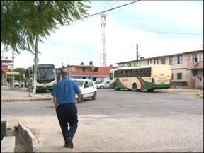 Acidente com ônibus resulta na morte de uma mulher de 65 anos - O veículo fazia a linha para o bairro Cohab Lindoia onde ocorreu o acidente