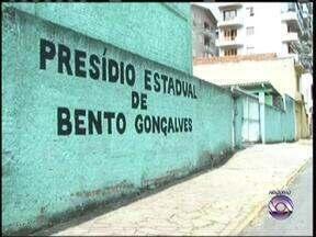 Governo apresenta projeto para novo presídio de Bento Gonçalves - A ideia é vender o terreno onde está o atual prédio para a iniciativa privada e com isso construir um novo em Linha Palmeiro.