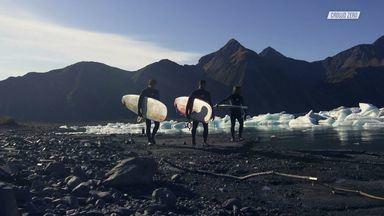 Surfe De Icebergs