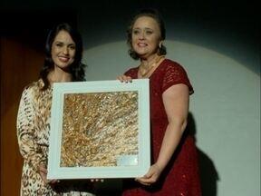 Troféu mulheres homenageou 25 mulheres de Passo Fundo,RS - Nove personalidades foram homenageadas
