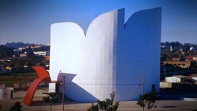 Teatro Estadual de Araras, projeto de Niemeyer, completa 24 anos - A construção do mais famoso arquiteto brasileiro foi a única projetada por ele longe das grandes cidades. Veja também: casa do modernista Guilherme de Almeida vai ser tombada.