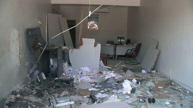 Duas explosões a banco foram registradas esse sábado, na Paraíba - Casos foram nas cidades de Malta e Cacimba de Dentro.
