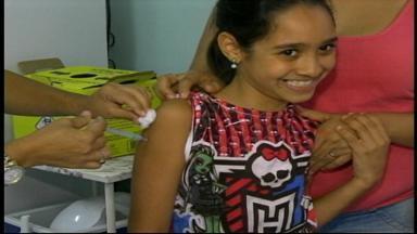 Procura pela vacina contra HPV ainda é baixa em Uruguaiana, RS - Campanha de vacinação termina nesta terça-feira (31).