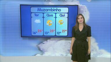Confira a previsão do tempo no Sul de Minas para esta terça-feira (31) - Confira a previsão do tempo no Sul de Minas para esta terça-feira (31)