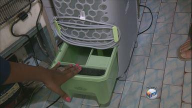 Reservatório abaixo da geladeira pode ser foco do mosquito da dengue - Reservatório abaixo da geladeira pode ser foco do mosquito da dengue