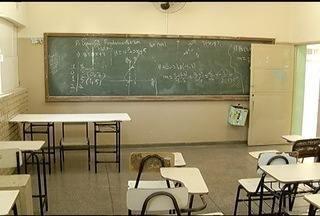 Professores de Montes Claros aderem paralisação da rede estadual de ensino - Entre as reivindicacões a categoria quer melhorias no salário.