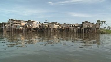 Sistema do Iepa monitora níveis rios no Amapá - Sistema do Iepa monitora níveis rios no Amapá