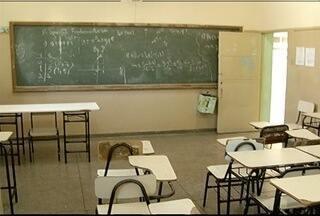 Professores da rede estadual de ensino de Montes Claros aderem à paralisação - O objetivo é chamar a atenção para as reivindicações da classe.