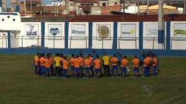 Confiança está pronto para estreia na Copa do Brasil contra o Ceará - Confiança está pronto para estreia na Copa do Brasil contra o Ceará
