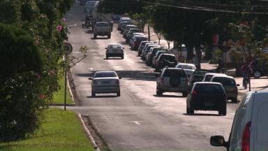 Obras na avenida Tiradentes devem começar em até uma semana - A avenida será recapeada e alargada em alguns pontos, onde terá a faixa exclusiva para ônibus.
