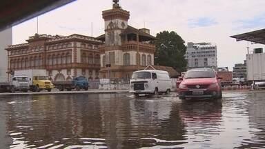 Rio Negro deve ter cheia acima da média em Manaus este ano, diz CPRM - Previsão do Serviço Geológico é que cota fique entre 28,89 e 29,59m. Em 2012, a capital registrou maior cheia da história com a cota de 29,97m.